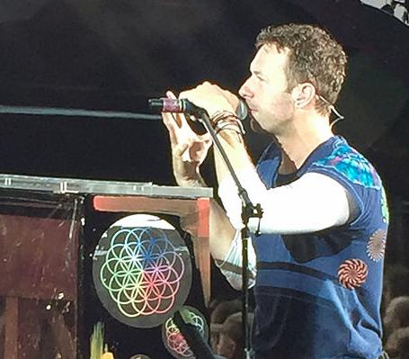 Coldplay & die Blume des Lebens!